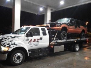 Towing in Sedona, Cottonwood and surrounding areas
