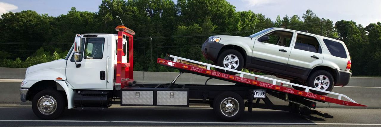 Vehicle Towing and Recovery